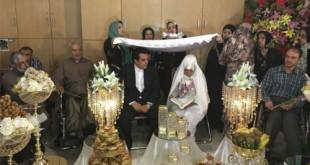 محمدرضا بای ازدواج کرد